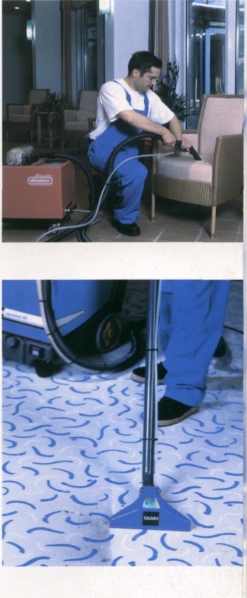 Teppichbodenreinigung  Polsterreinigung